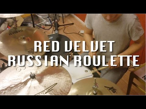 Red Velvet - Russian Roulette / 레드벨벳 - 러시안 룰렛 (Drum Cover)