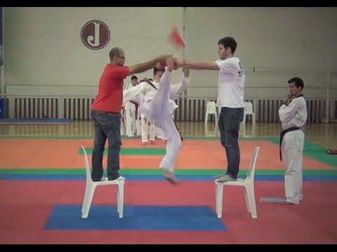Exame Faixa Preta Taekwondo Blackbelt Test