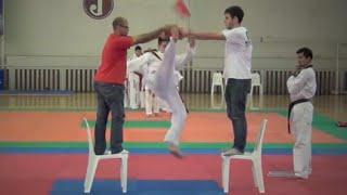 Exame Faixa Preta Taekwondo Blackbelt Test thumbnail