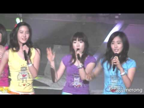 2009 태연 Longfancam Taeyeon SNSD