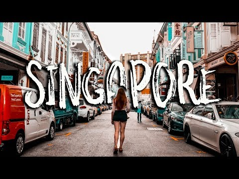 British Couples First Reaction To SINGAPORE!