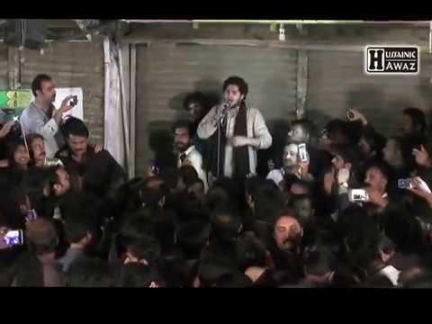 Anwar Hussain Nany Khan Party - 9th Muharram 2015 - Sahiwal