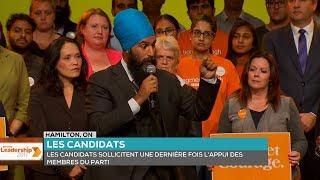 2017 NDP Candidate Showcase – Presentation by Jagmeet Singh