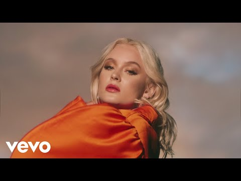 "Zara Larsson – ""Invisible"""
