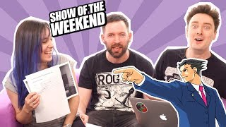 Show of the Weekend Mini: Phoenix Wright: Ace Attorney Trilogy and Luke's Tricky Trial