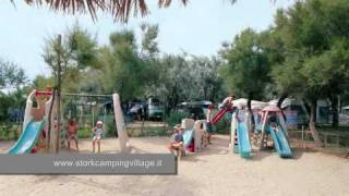 Stork Camping Village - Abruzzo, Italy