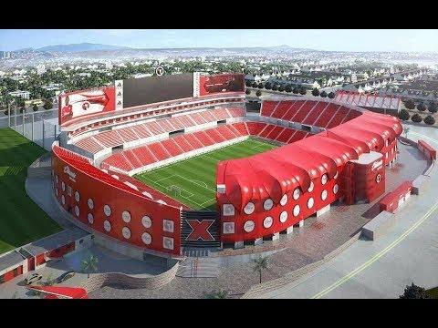 Conoce Al Futuro Estadio Caliente || Estadio Xolos de Tijuana || Futuro Estadio de México