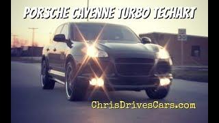"2006 Porsche Cayenne Turbo Techart- ""Chris Drives Cars"" Video Test Drive"