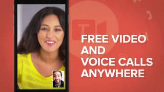 Tango free video and voice call