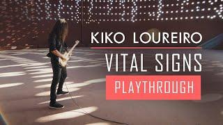 Kiko Loureiro - Vital Signs - Playthrough