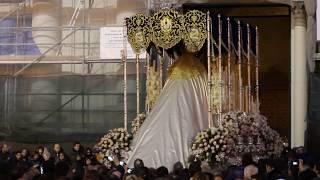 Entrada MARÍA SANTÍSIMA DEL DULCE NOMBRE .La Seo de Zaragoza 2018