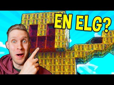 Dansk Fortnite Playgrounds - BYGGER EN ELG