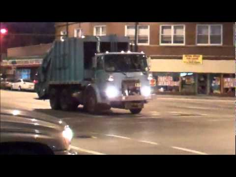 Chicago Public Works Vehicles Video Compilation