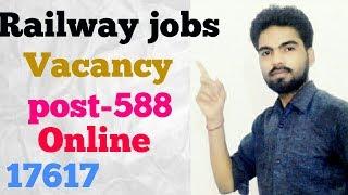 RAILWAYS Recruitment JOBS 2017 for Apprentices Jobs 2017 Video