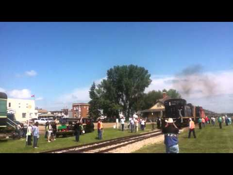 "APR ""Railfans Special"" Run-by at Big Valley"