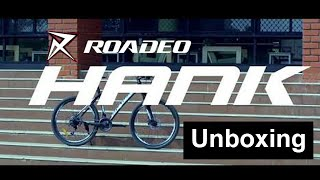 Roadeo Hank Unboxing | How to Unboxing Roadeo Hank in 10 minutes |