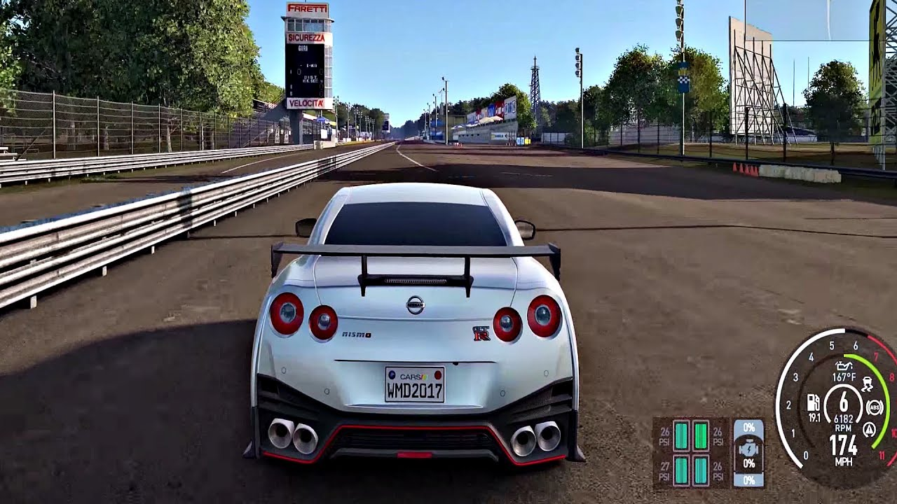project cars 2 nissan gt r nismo 2017 top speed gameplay 4k hd 60fps youtube. Black Bedroom Furniture Sets. Home Design Ideas