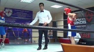 4  37 кг  Мартиросян Геворг Совхоз им  Ленина vs Смахин Павел StreetBoxing