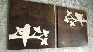 Wood Decoration For Wall | Decor Pictures Ideas
