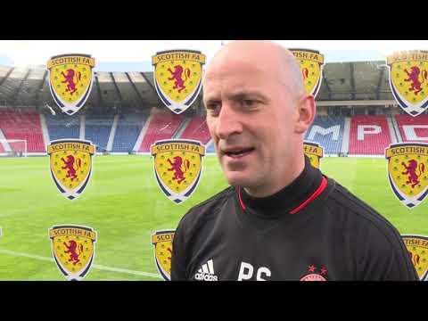Aberdeen v hibernian | scottish youth cup final