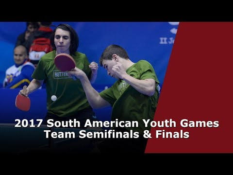 2017 South American Youth Games - Team Semifinals & Finals