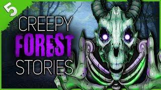 5 TRUE Forest Horror Stories | Darkness Prevails
