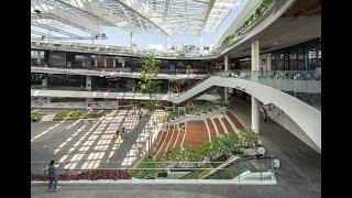 Основные принципы ландшафтного дизайна торгово-развлекательных центров