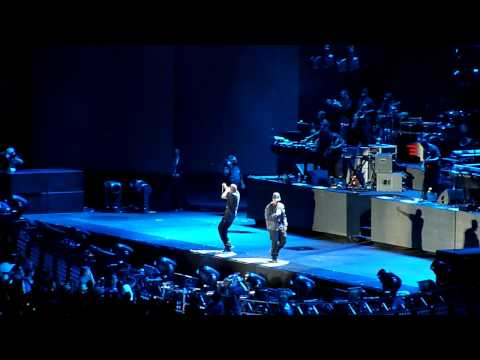 Jay Z - Takeover & U Don't Know LIVE @ Home & Home Concert Yankee Stadium