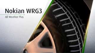 Nokian WRG3- Safety for Every Season