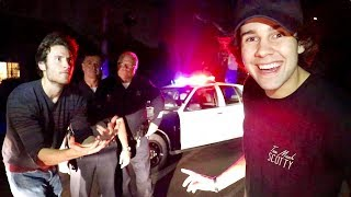 THE POLICE TOLD HIM TO LEAVE!! (FREAKOUT)