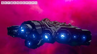 THE STARSHIP OF YOUR DREAMS! - Skywanderers Gameplay!