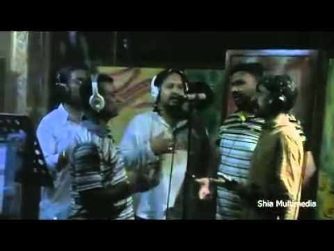 Sangat Dayar-e-Sajjad (A.S) - Ban Ghazi (A.S) Sham Ch Aa Gai Aye