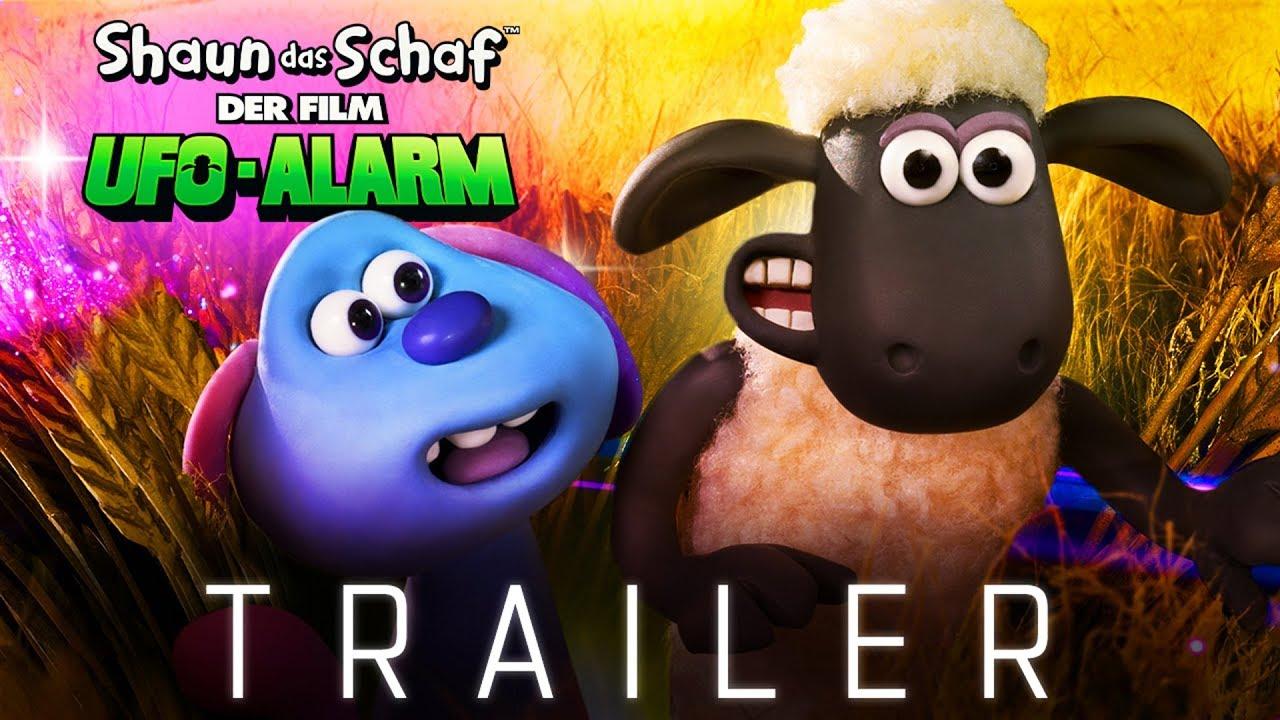 SHAUN DAS SCHAF - DER FILM: UFO ALARM Trailer Deutsch