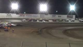07022016 Dwarf Car Main Event at Barona Speedway