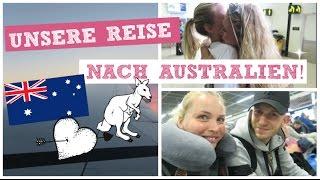 UNSER WIEDERSEHEN IN AUSTRALIEN ❤️