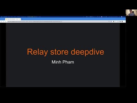 Deep dive into Relay store - JuniorDevSG