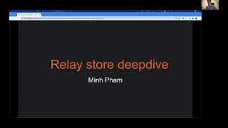 Deep dive into Relay store - JuniorDevSG