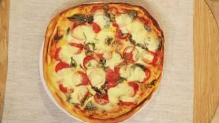 Винегрет-Шоу #12. Рецепт. Пицца «Маргарита», пицца «Охотничья»