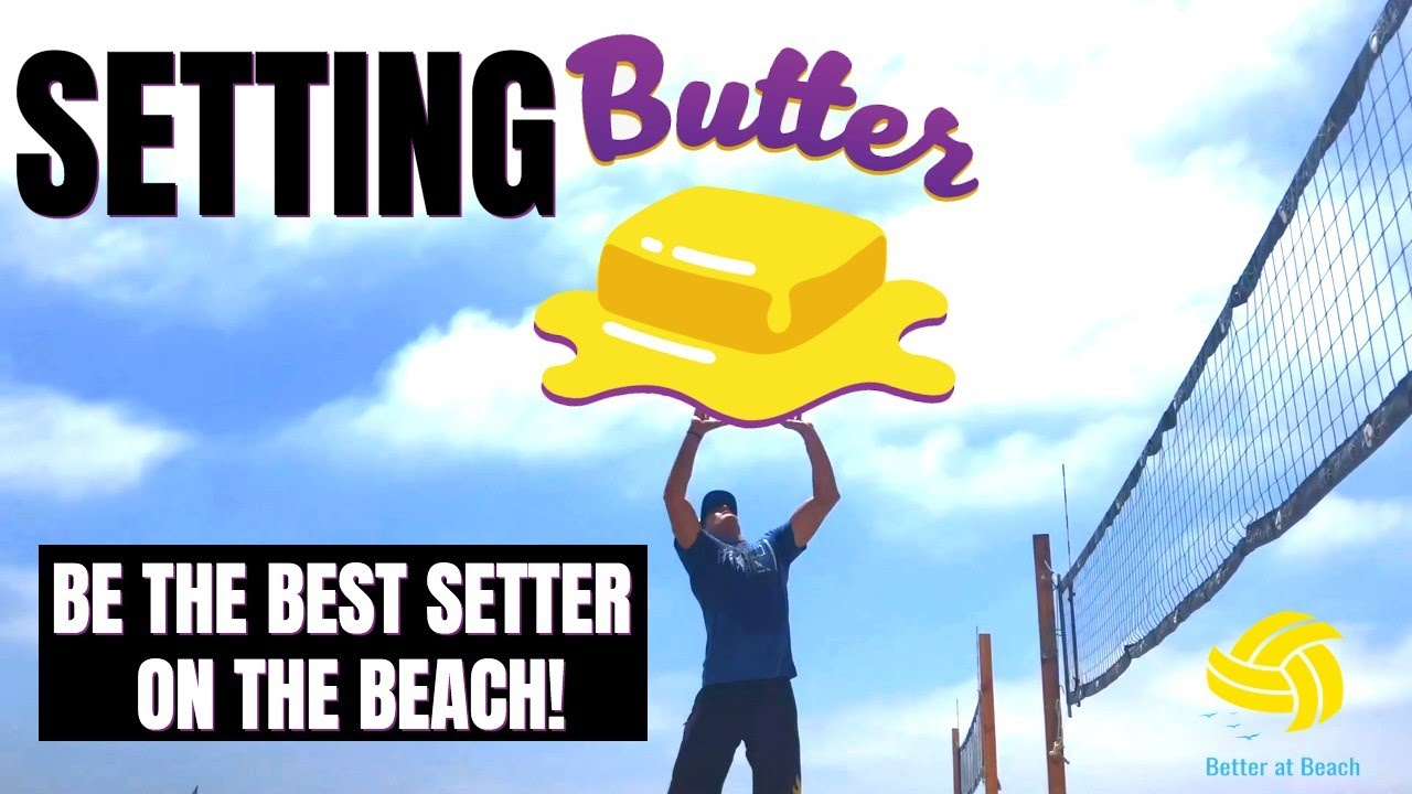 How to Set a Volleyball | Secrets to Being the Best Bump Setter and Hand Setter on the Beach