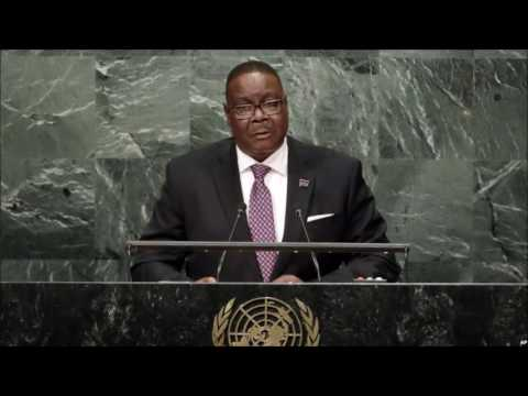 Malawi Government Announces President Mutharika's Return Sunday