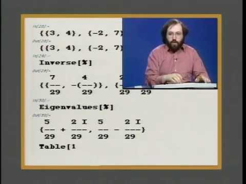 Introducing Mathematica, Stephen Wolfram