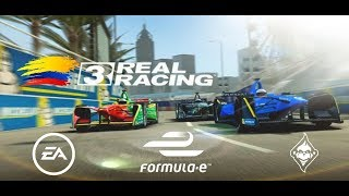 Real Racing 3 FORMULA E // Temporada 2016-17