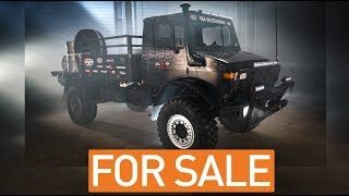 FOR SALE: The All 4 Adventure Unimog ► All 4 Adventure TV