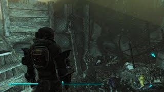 Fallout 4 Titanic easter egg+Walking on water glitch!
