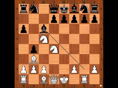 Sicilian Defence: Schlosser Vs Katchev 1968