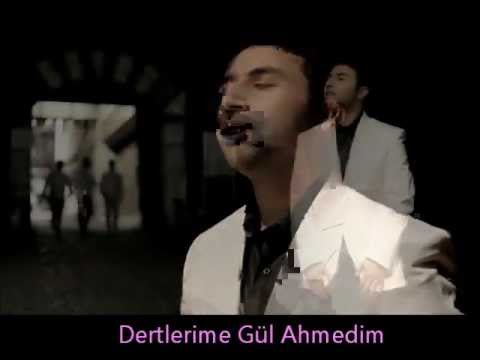 Gül Ahmedim with lyrics (sözleri)