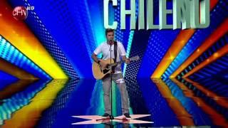 Fernando Flores - Persiana Americana (En vivo, Talento Chileno 2014)