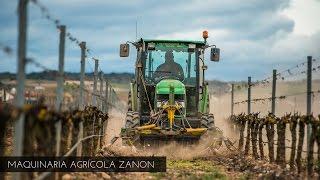 VIDEOS DE LA MAQUINARIA AGRÍCOLA DEL GRUPO ZANON