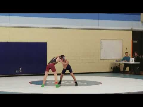 2017-2018 126# @ Delong Middle School, Match 3
