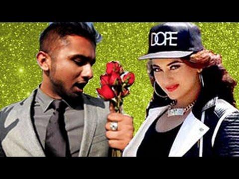 Sonakshi Sinha SHOOTS for Yo Yo Honey Singh's SUPERSTAR SONG